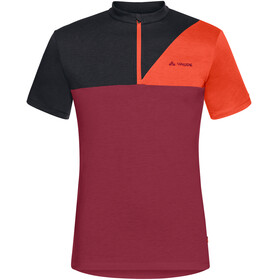 VAUDE Tremalzo IV Shirt Men salsa